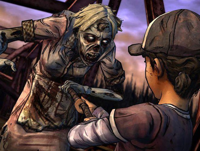 Play The Walking Dead: Season Two on PC 16