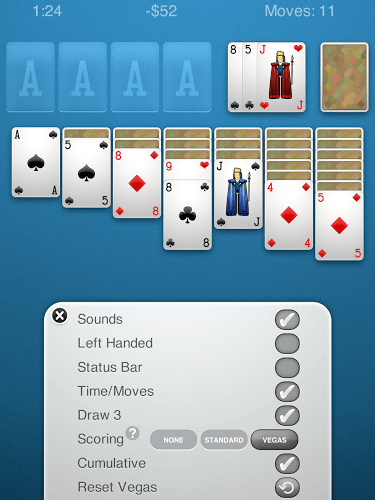 Spustit Solitaire on PC 17