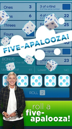 Play Dice with Ellen on PC 6