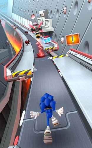 Play Sonic Dash 2: Sonic Boom on PC 9
