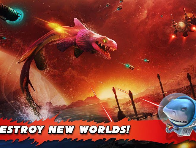 Play Hungry Shark Evolution on PC 6