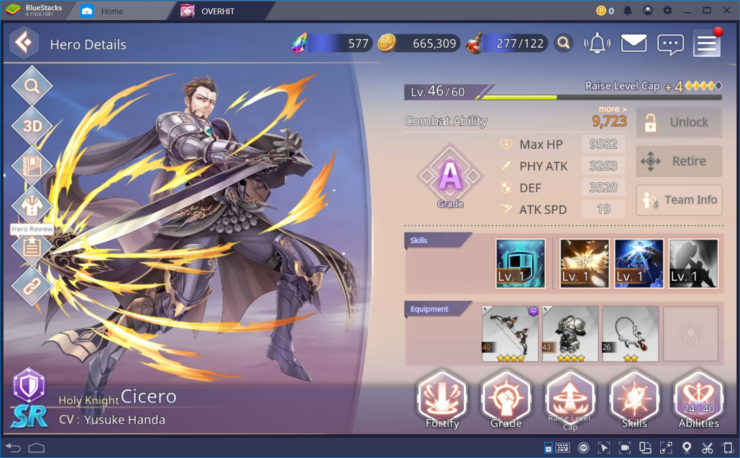 OVERHIT : How to Get the Best Gear for Your Heroes