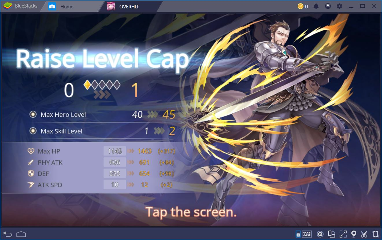 Overhit: Unlock the Maximum Potential of Your Favorite Heroes
