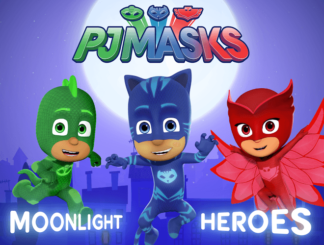 Play PJ Masks: Moonlight Heroes on PC 2