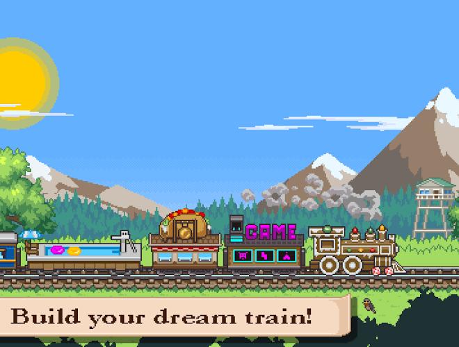 Играй Tiny Rails На ПК 9