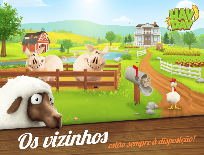 Jogue Hay Day para PC 13