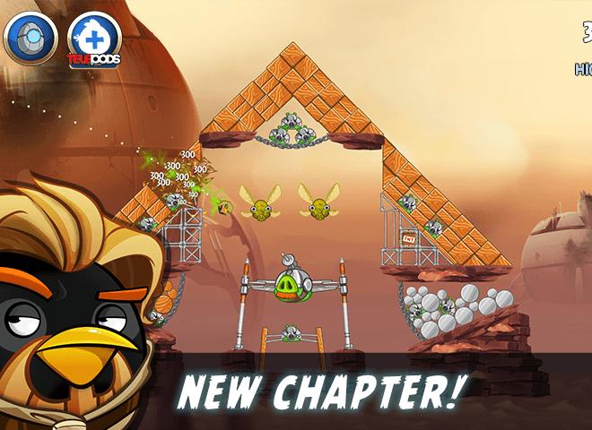 Play Angry Birds Star Wars II Free on PC 5