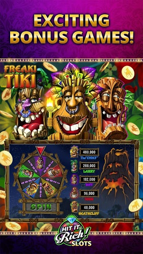 Play Hit it Rich! Free Casino Slots on PC 6
