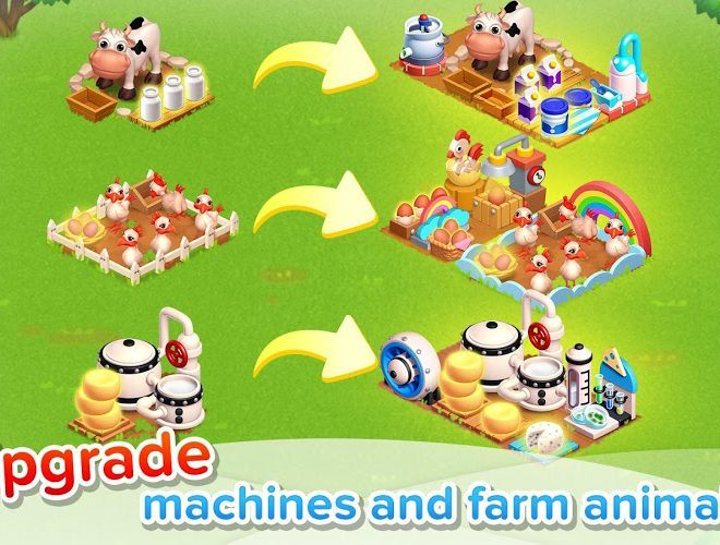 Play Family Farm seaside on PC 7