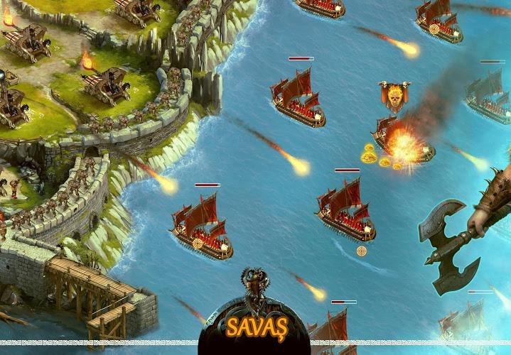 Vikings War of Clans   İndirin ve PC'de Oynayın 12
