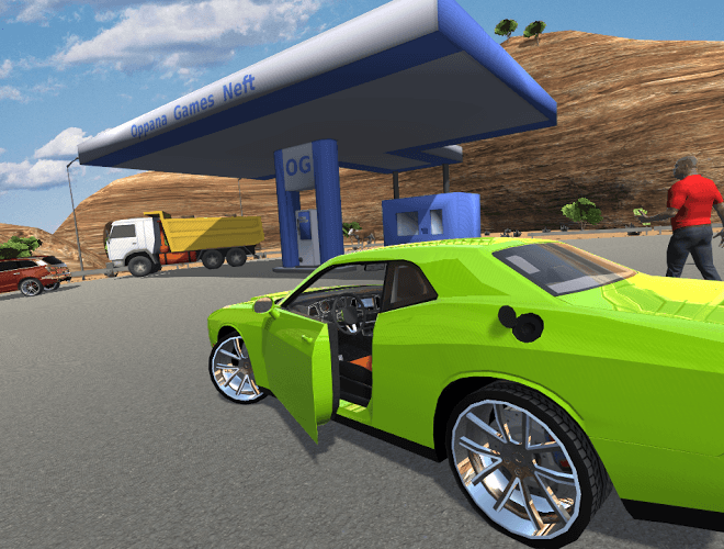 Play Muscle Car Challenger on PC 5