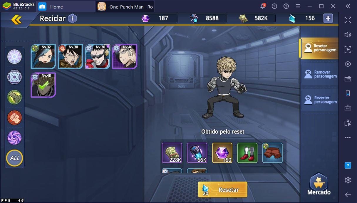 Informações e Dicas Valiosas sobre o One-Punch Man: Road to Hero 2.0