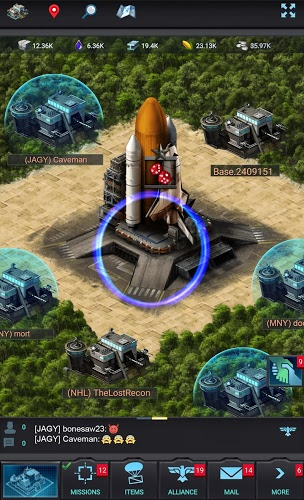 暢玩 Mobile Strike Epic War PC版 8