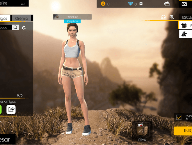 Juega free fire battlegrounds en pc y mac for Se balader dans les yvelines