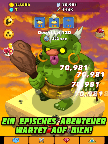 Spielen Clicker Heroes on pc 12
