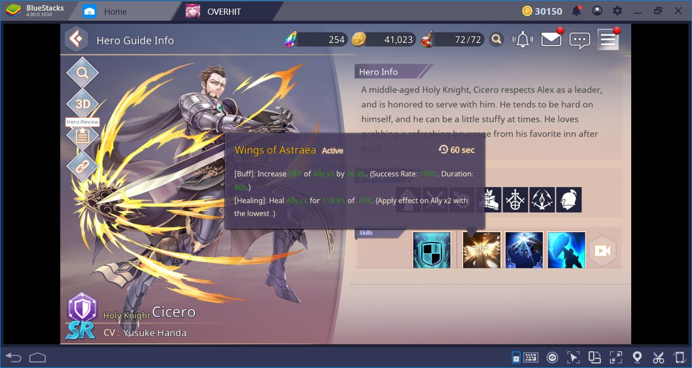 Heroes Of Overhit And Best Ones For Beginners | BlueStacks