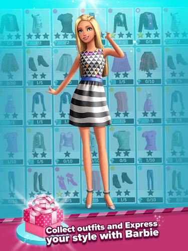 Play Barbie Sparkle Blast on PC 8