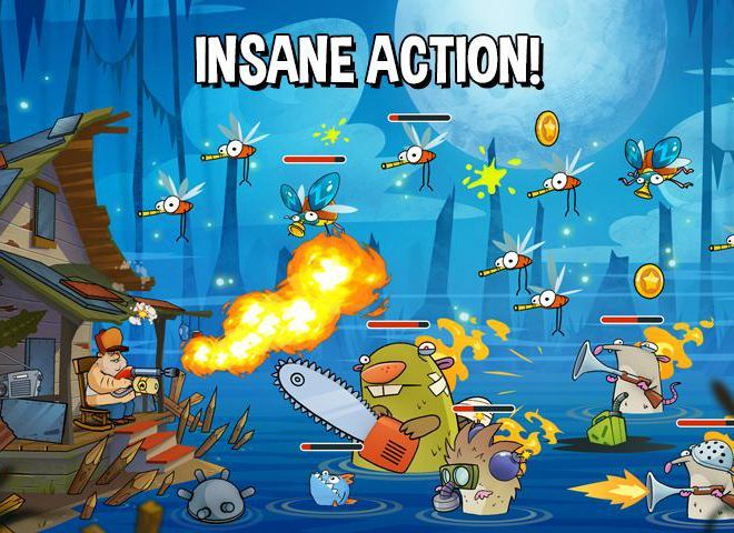Play Swamp Attack on PC 6