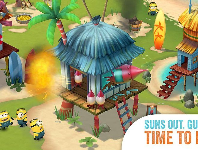 Play Minions Paradise on PC 4