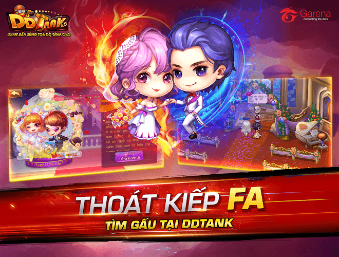 Chơi Garena DDTank on PC 15