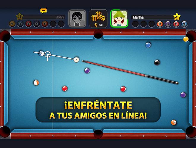 Juega 8 Ball Pool on PC 12