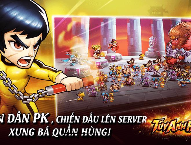 Chơi Túy Anh Hùng on PC 3