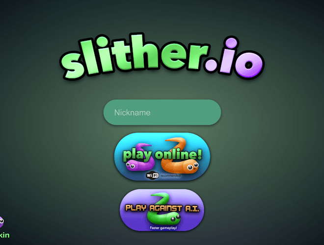 เล่น slither.io on PC 14