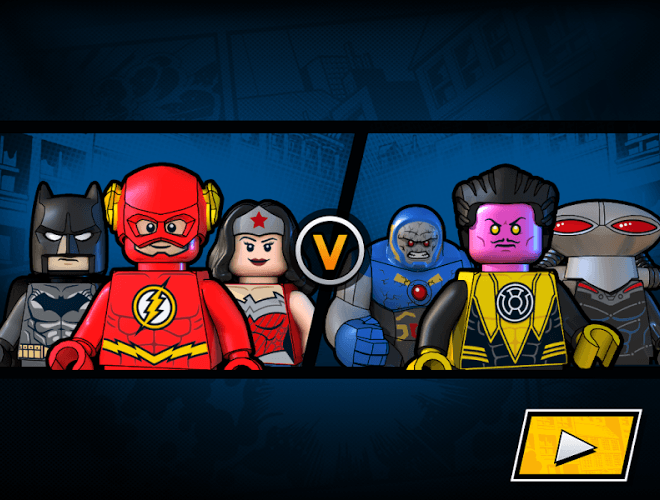 Play LEGO® DC Super Heroes on pc 3