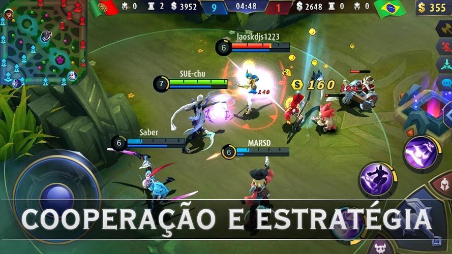 Jogue Mobile Legends: Bang bang para PC 5