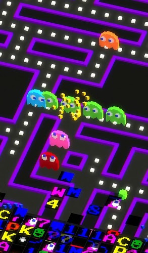 Speel Pac-Man 256 on pc 16