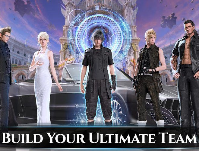 Play Final Fantasy XV: A New Empire on PC 16