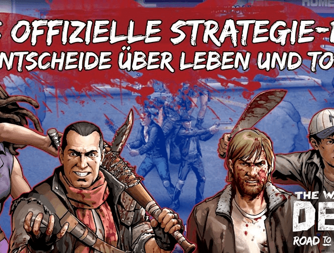 Spiele The Walking Dead: Road to Survival auf PC 3