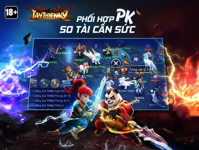 Chơi Tây Thiên Ký on PC 19