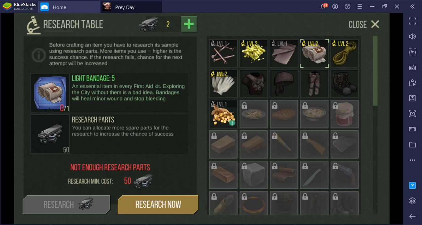 Base Building and Survival Guide for Prey Day: Survive the Zombie Apocalypse