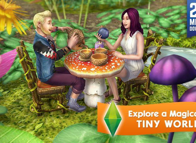 Main The Sims Freeplay on PC 3