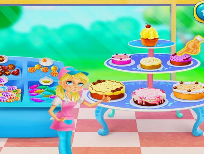 Play Supermarket Girl on pc 7