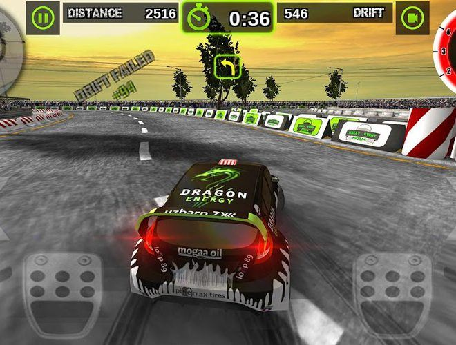 Играй Rally Racer Dirt on PC 4