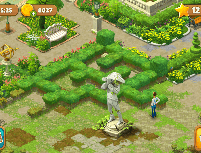 Play Gardenscapes on PC 20