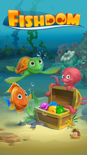 Играй Fishdom: Deep Dive На ПК 7