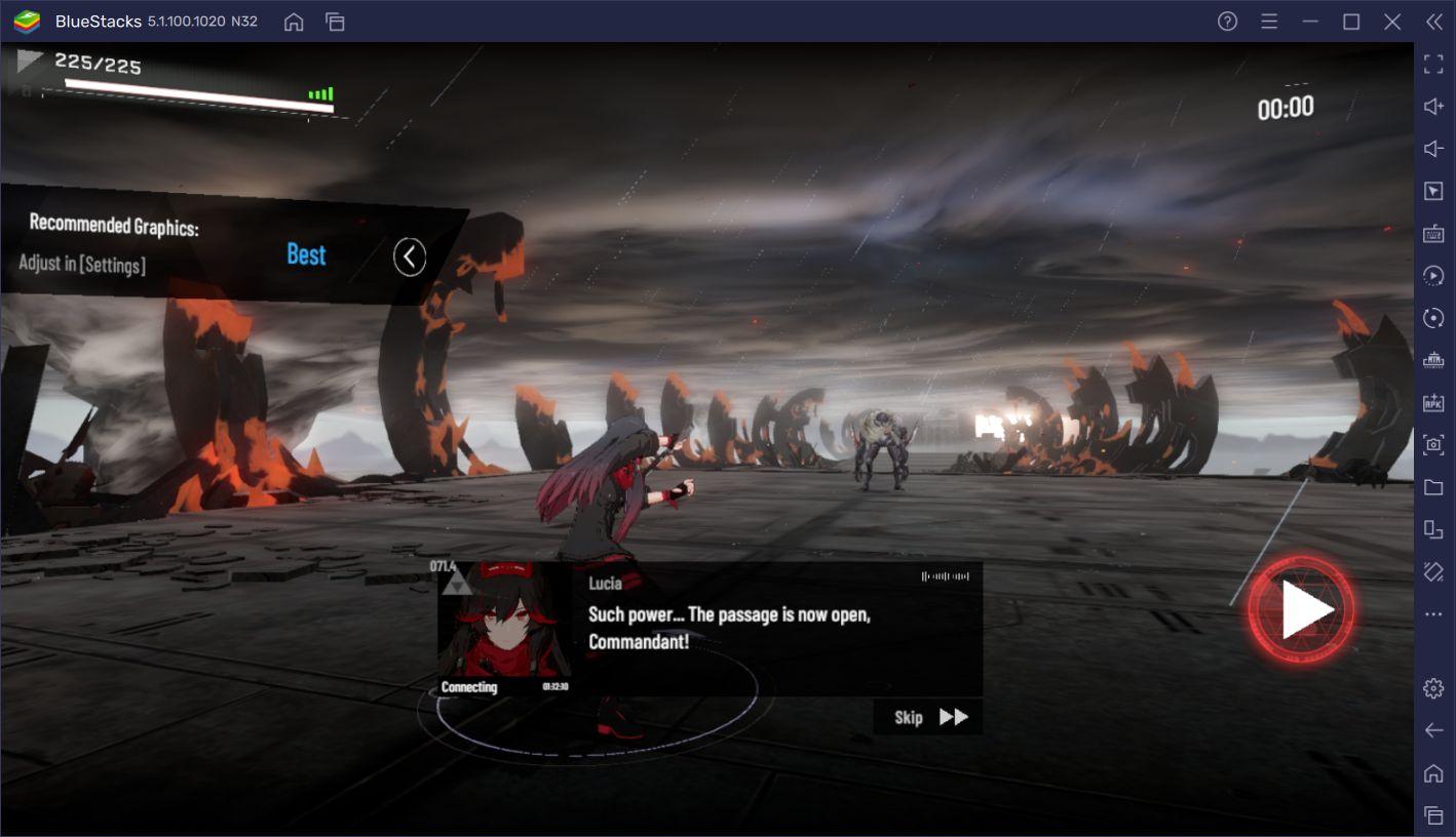 Punishing: Gray Raven PC Kurulumu