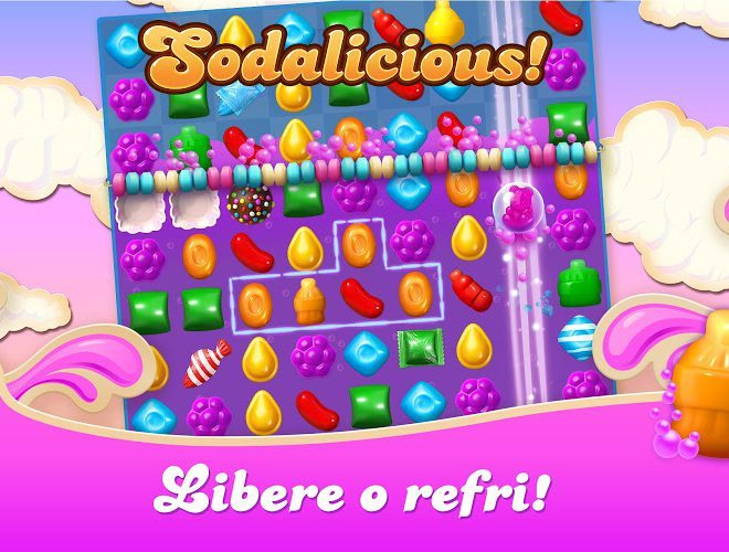 Jogue Candy Crush Soda Saga on PC 9