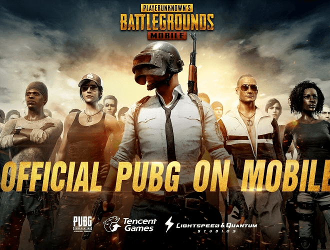 Main PubG Mobile on PC 2