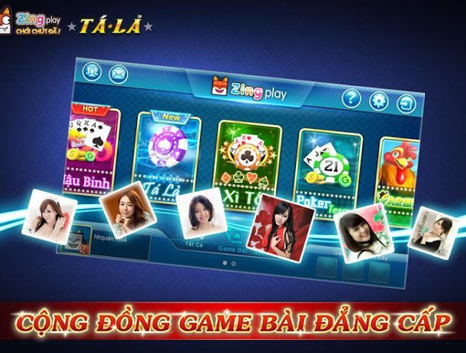 Chơi Zing Play Ta La on pc 3