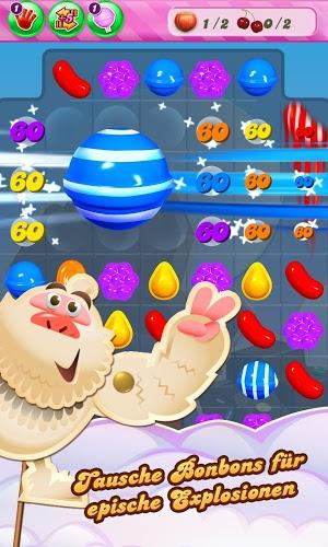 Spielen Candy Crush on pc 4