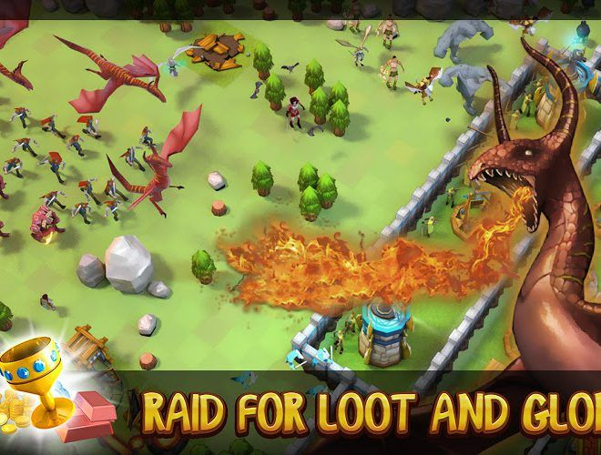 Играй Greed for Glory: War Strategy На ПК 6
