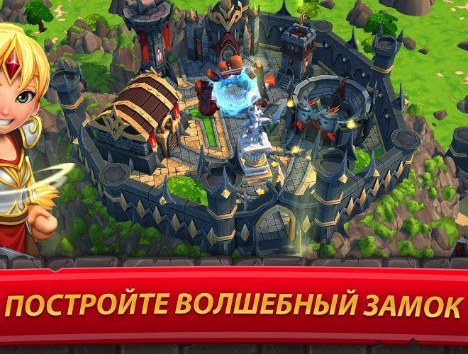 Играй Royal Revolt 2: Tower Defense На ПК 5
