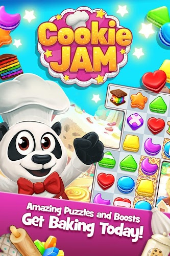 Play Cookie Jam on PC 24