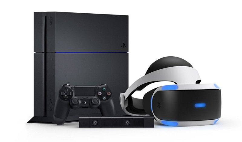 PS4 & PlayStation VR