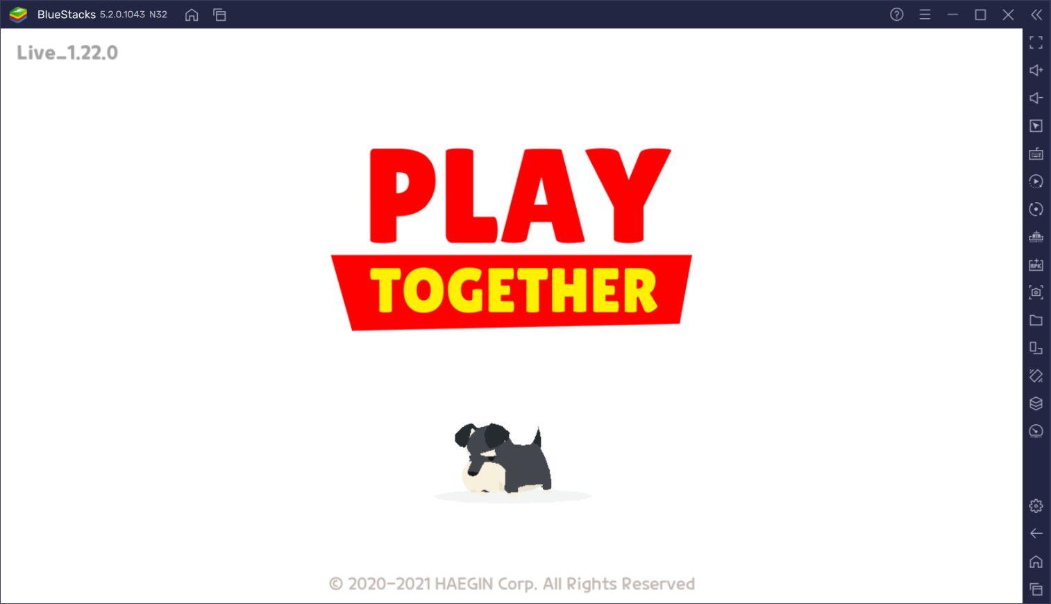 BlueStacks ile Bilgisayarınızda Play Together Oynayın