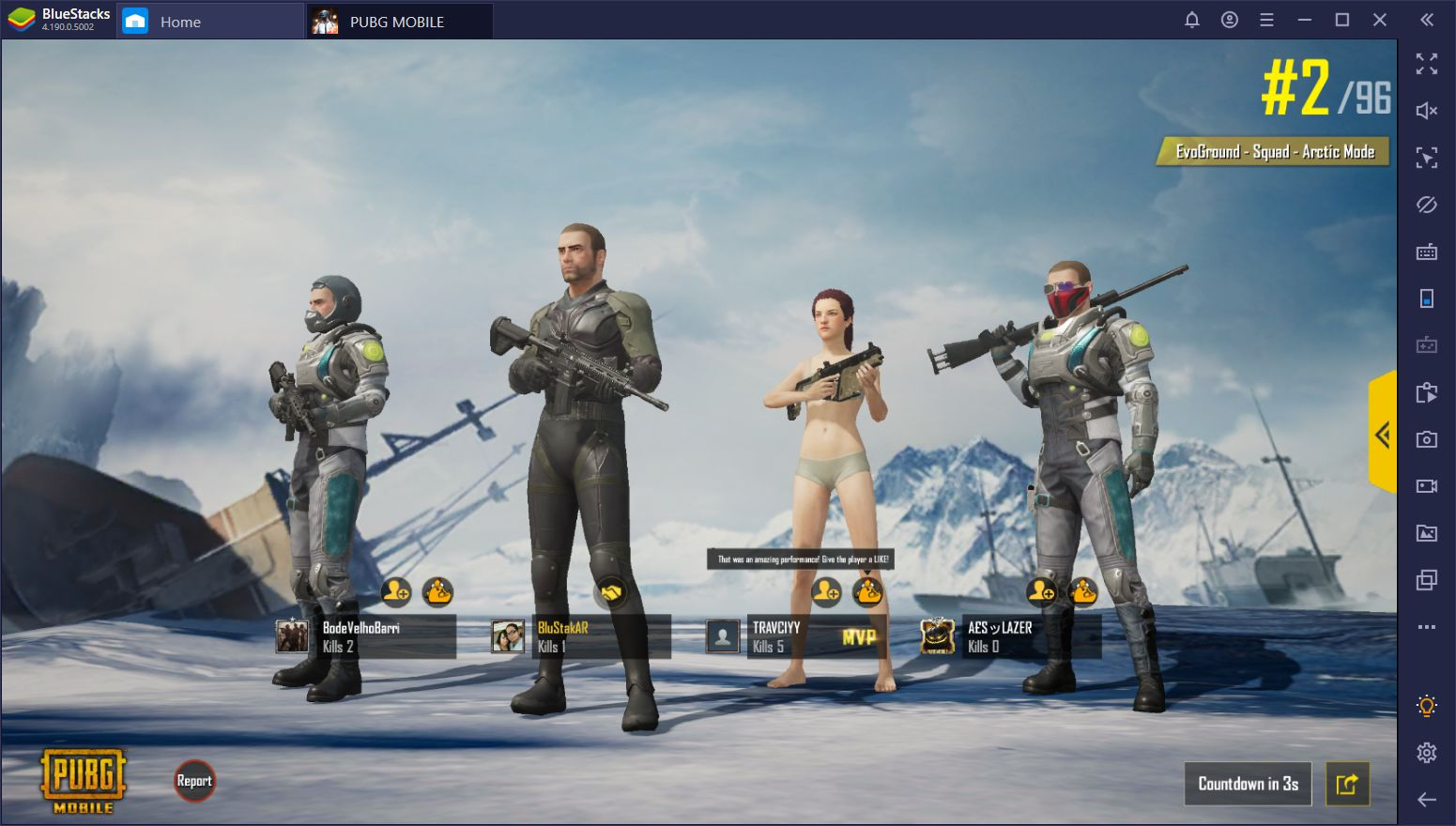 PUBG Mobile – Everything You Need to Know About the New Arctic Mode